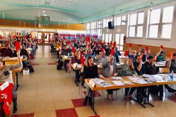 Kreisparteitag in Heidenrod-Laufenselden