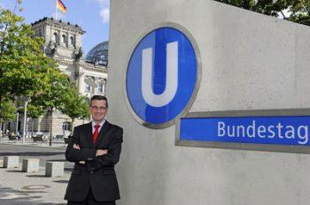 Martin Rabanus - Auftakt des Bundestagswahlkampfes in Hünstetten